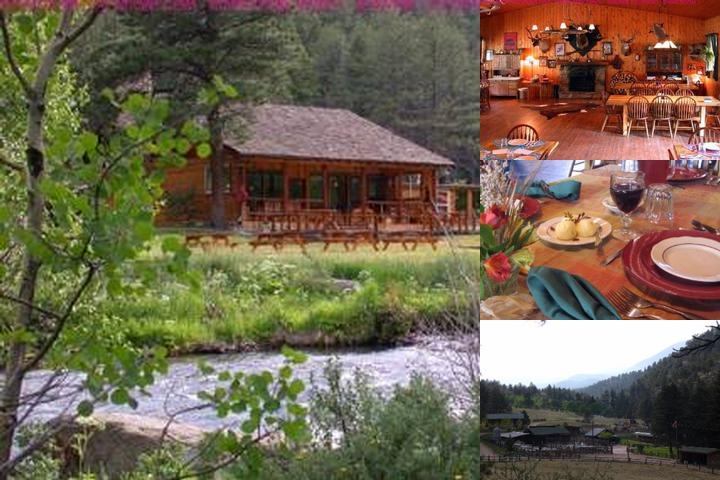 North Fork Ranch photo collage