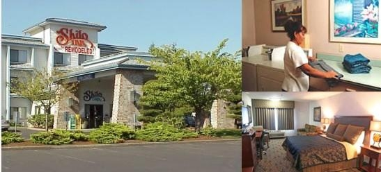Shilo Inn Suites Newberg photo collage