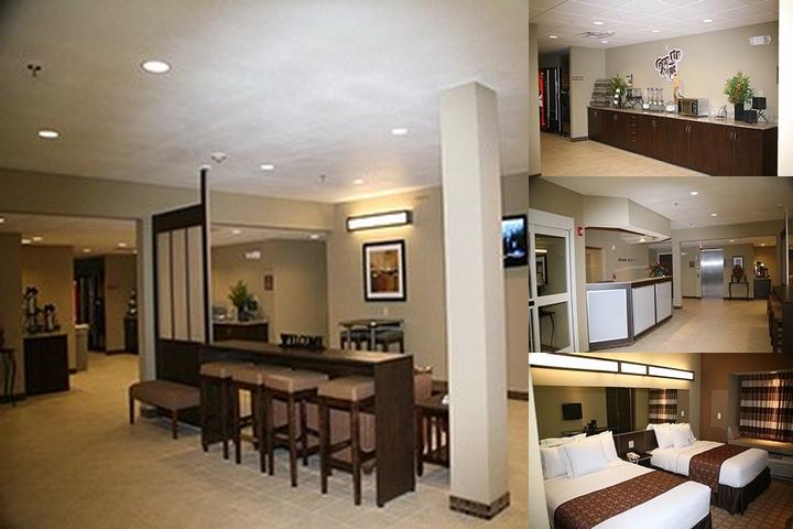 Microtel Inn & Suites by Wyndham Manchester photo collage