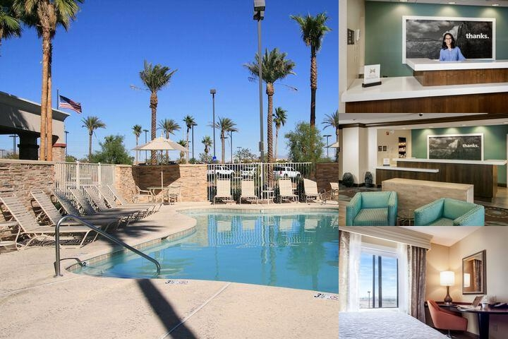 Hampton Inn & Suites Las Vegas Red Rock / Summerli photo collage