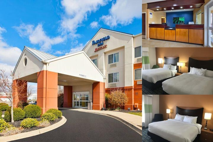 Fairfield Inn by Marriott Louisville South photo collage