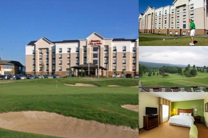 Hampton Inn & Suites Blairsville photo collage
