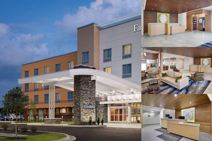 Fairfield by Marriott Inn & Suites photo collage