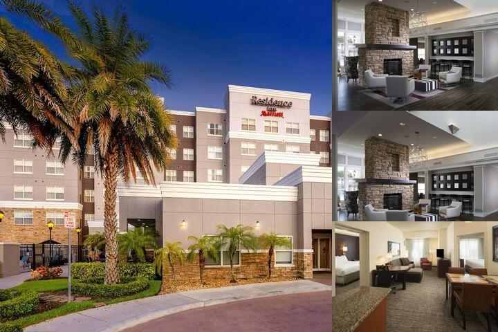Residence Inn Melbourne photo collage