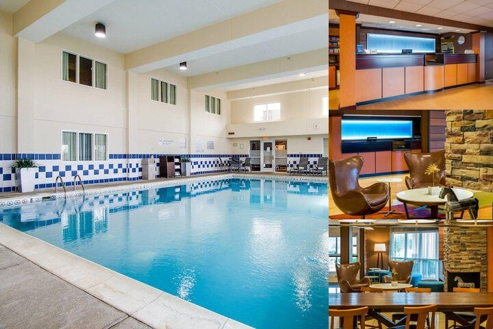 Fairfield Inn Nashville Opryland photo collage