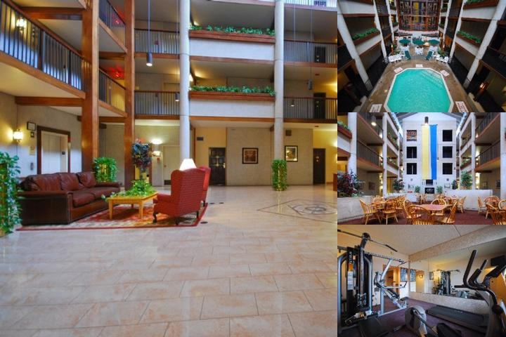 Clarion Atrium North photo collage