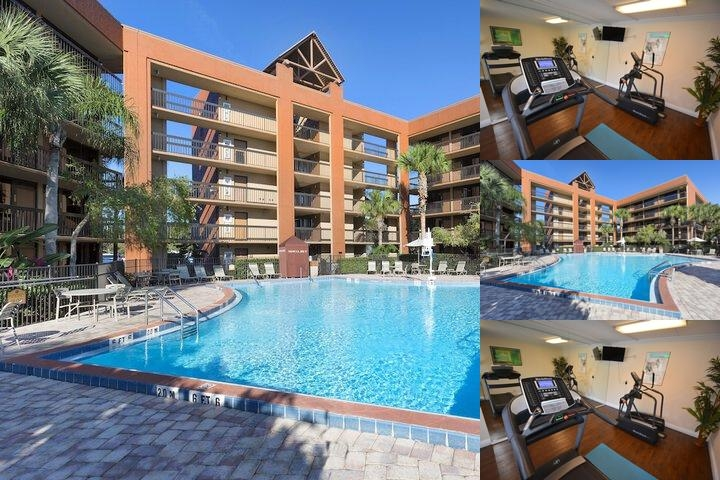 Midpointe Hotel by Rosen Hotels & Resorts photo collage
