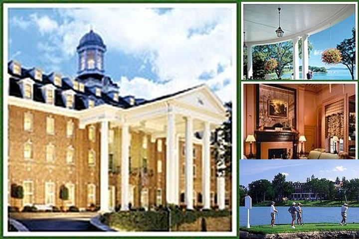 The Otesaga Resort Hotel photo collage