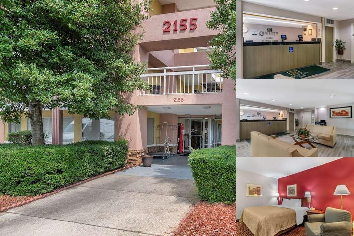 Quality Inn Atlanta Northlake photo collage