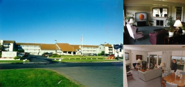 Canterbury Inn photo collage