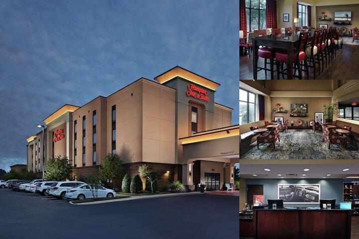 Hampton Inn & Suites Millington photo collage