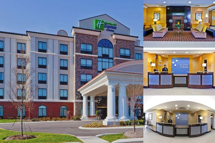 Holiday Inn Express Opryland photo collage