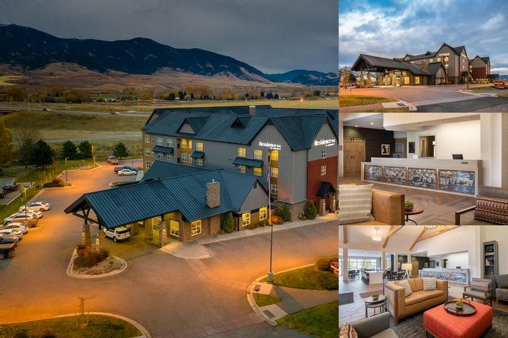 Residence Inn by Marriott Bozeman photo collage