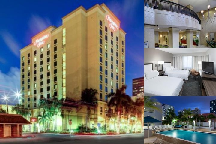 Hampton Inn Ft. Lauderdale Downtown / Las Olas photo collage
