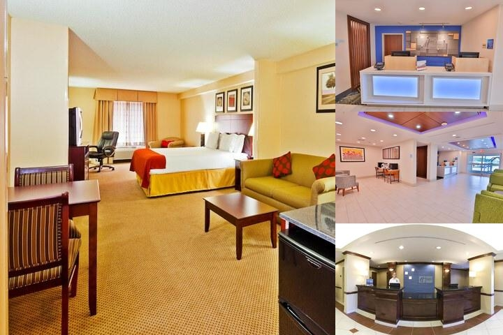 Holiday Inn Express & Suites Dickson photo collage