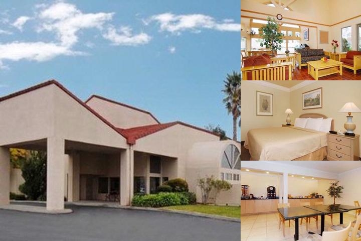 Quality Inn & Suites Vacaville photo collage
