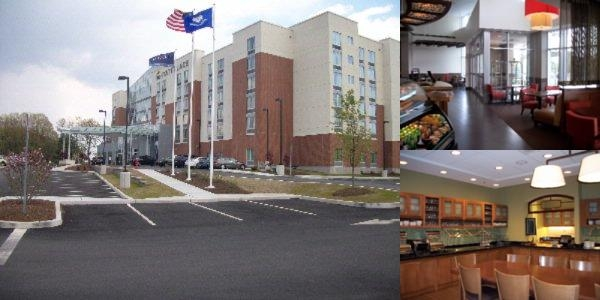 Hyatt Place at Mohegan Sun photo collage