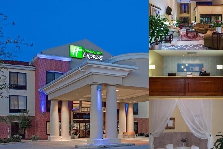 Holiday Inn Express Hotel & Suites Sebring photo collage
