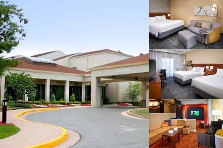 Courtyard by Marriott Lexington North photo collage