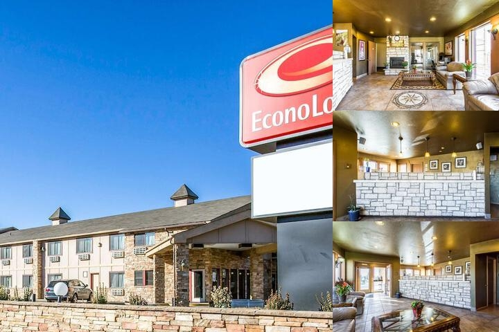 Econo Lodge Gunnison photo collage
