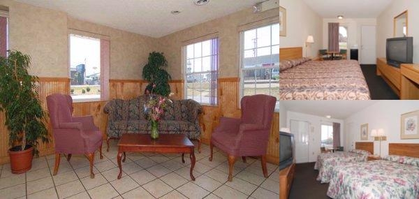 Executive Inn & Suites Welcome Our Lobby