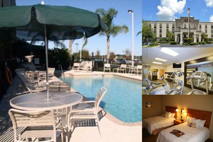 Hampton Inn & Suites Tampa East photo collage
