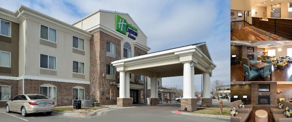 Holiday Inn Express Hotel & Suites Omaha West photo collage