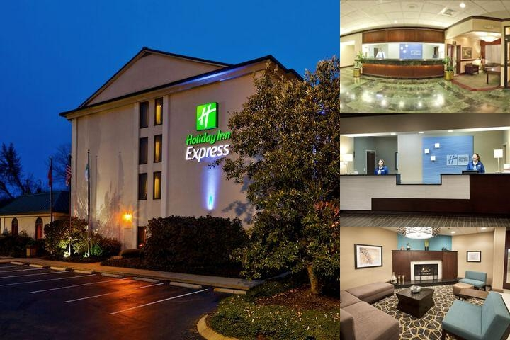Holiday Inn Express Nashville Hendersonville photo collage