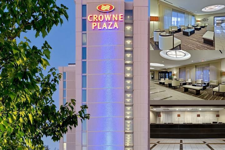 Crowne Plaza Chicago O'hare photo collage