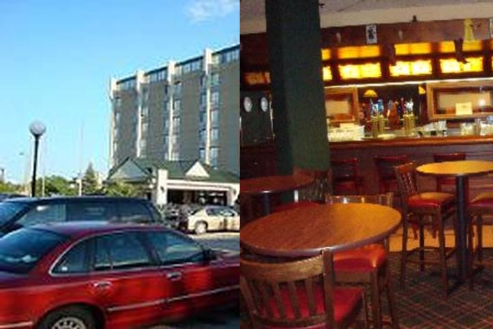 Saginaw Plaza Hotel photo collage