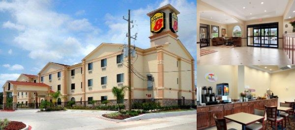 Super 8 Iah West / Greenspoint photo collage