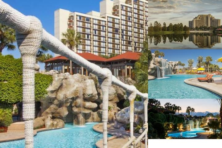 Hyatt Regency Grand Cypress photo collage