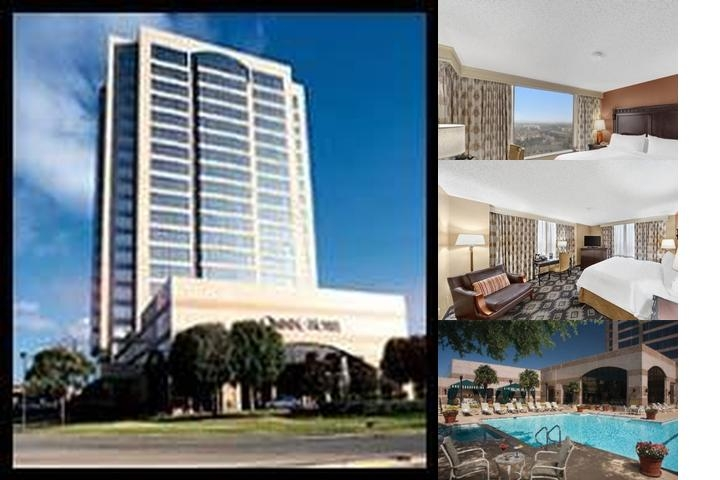 Omni San Antonio Hotel at the Colonnade photo collage
