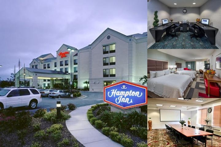 Hampton Inn San Francisco Airport photo collage