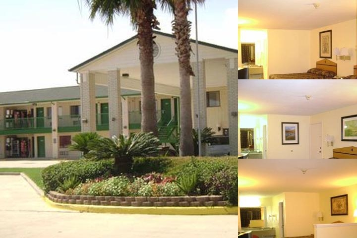 Baytown Inn photo collage