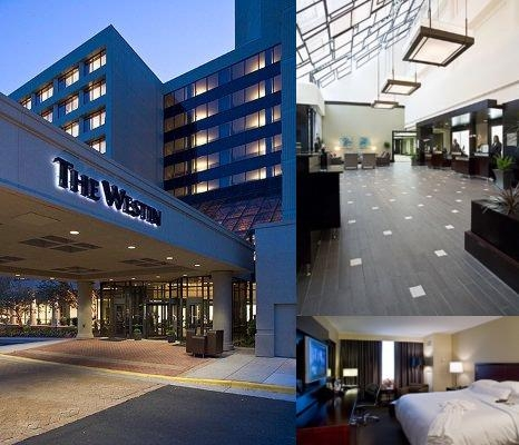 The Westin Tysons Corner photo collage