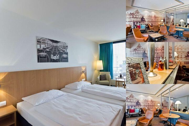 Hotel Neotel Stuttgart photo collage