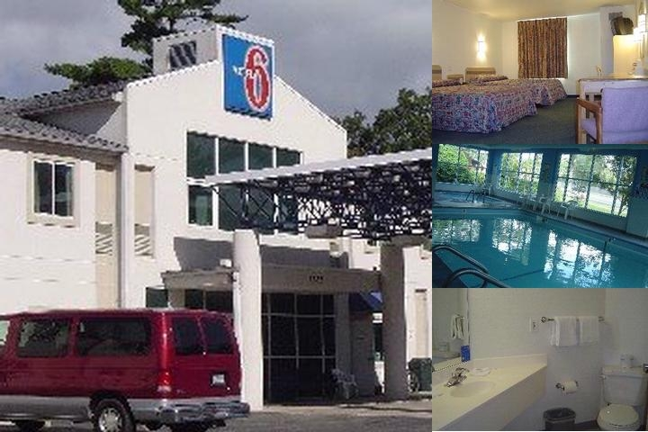 Motel 6 Traverse City photo collage
