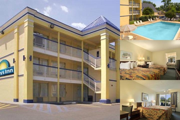 Shreveport Days Inn photo collage