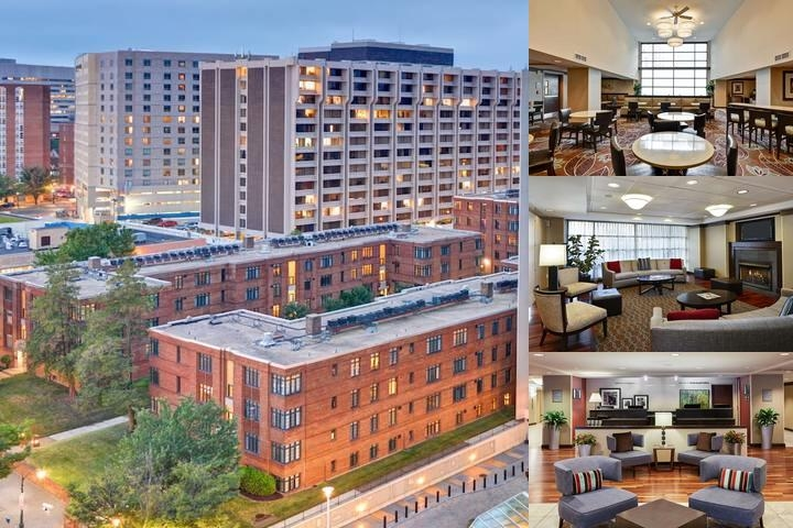 Hampton Inn Silver Spring photo collage