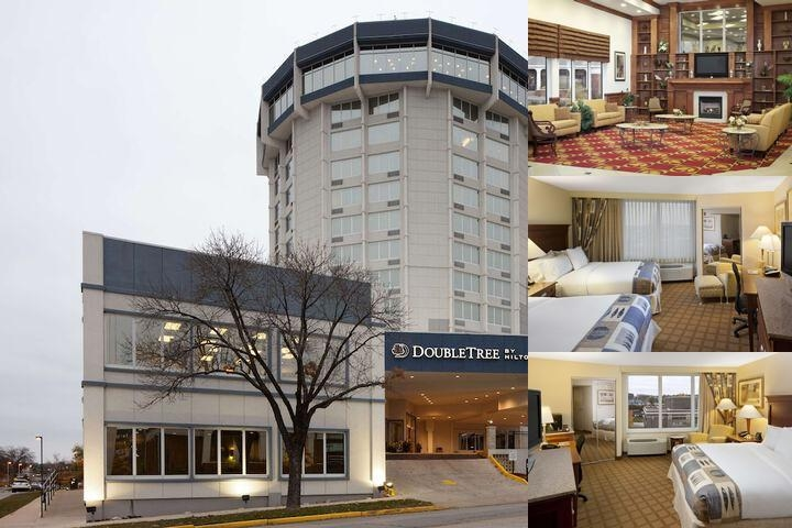 Doubletree by Hilton Jefferson City photo collage
