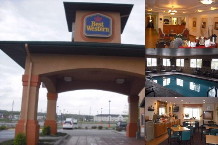 Best Western J. C. Inn photo collage
