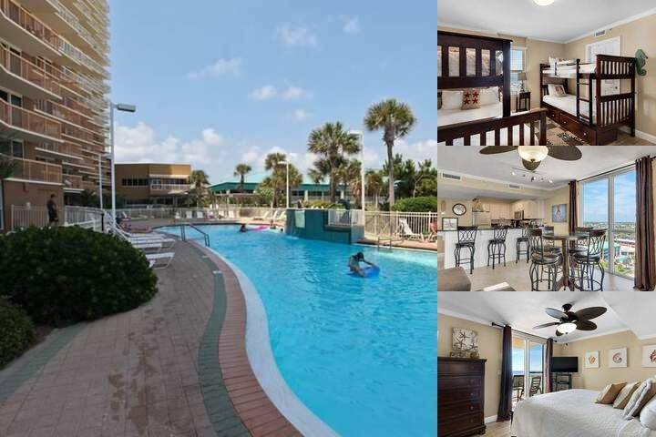 Pelican Beach Resort photo collage