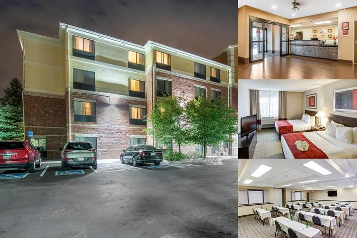 All Suites Comfort Suites Highlands Ranch Denver Tech Center photo collage