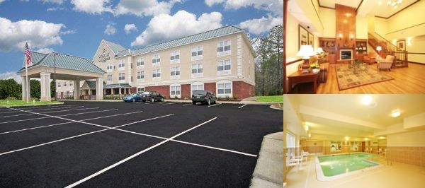 Country Inn & Suites Doswell photo collage