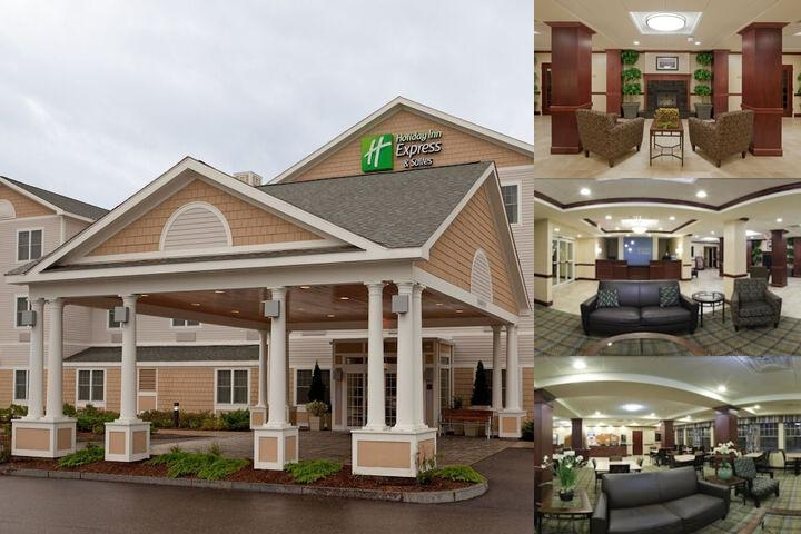 Holiday Inn Express & Suites Rochester photo collage