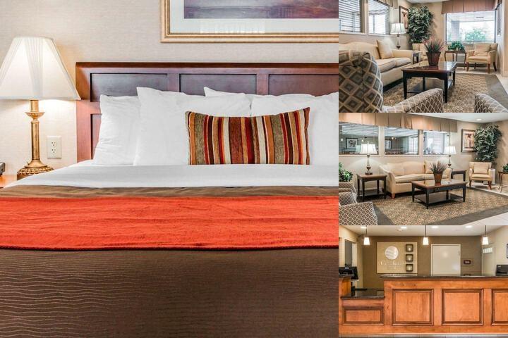 Comfort Inn Utica Utica Mi 11401 Hall Rd 48317