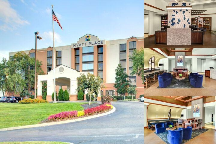 Hyatt Place Nashville / Brentwood photo collage