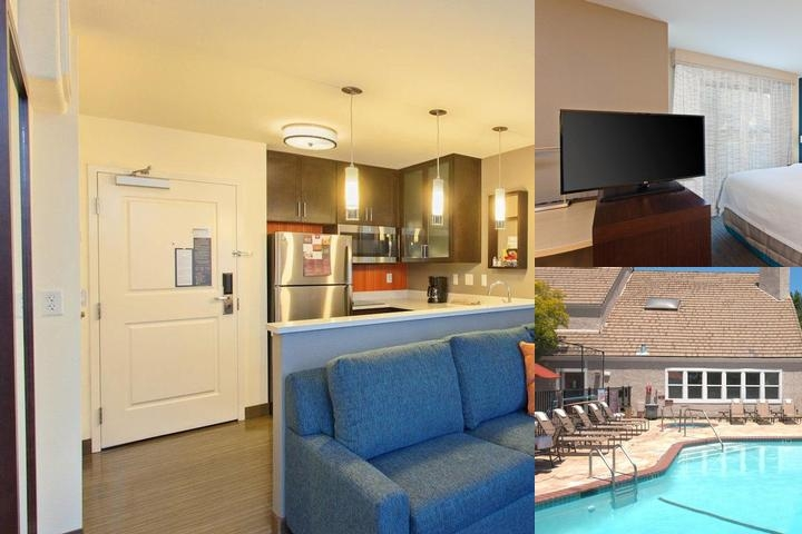 Marriott Residence Inn Mountian View Palo Alto photo collage