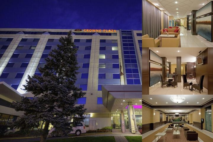 Crowne Plaza Montreal Airport photo collage